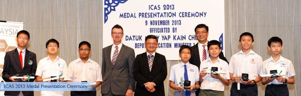 icas-2013-medal-presentation-ceremony